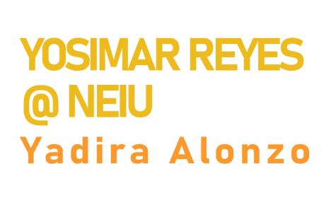 An Evening with Yosimar Reyes