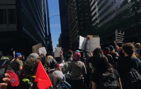 Chicago Protest Through A.S.