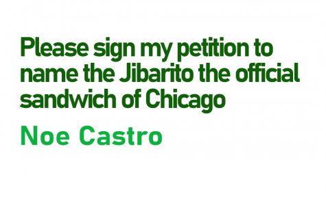 Please sign my petition to name the Jibarito the official sandwich of Chicago
